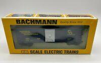 Bachmann HO 41' Steel Box Car Chesapeake & Ohio 0901:200  23000