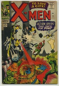 X-Men 23 Early Issue
