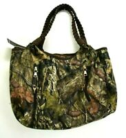 Browning Women's Conceal & Carry Camo Bag Lockable Zippers & Adjustable Holster