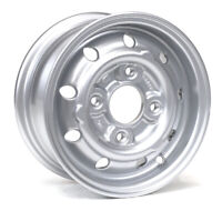 "ULTRALITE CLASSIC MINI WHEELS 10"" x 4.5J ET35 SILVER COOPER S RIMS ALLOYS Z0732"
