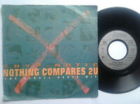 "Chyp-Notic / Nothing Compares 7"" Vinyl Single 1990 mit Schutzhülle"