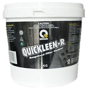 Quickleen R 5Kg Powerful Rangehood Filter Cleaner Easy to use No odour