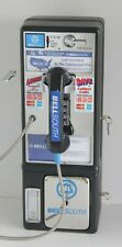 Payphone Vintage Western Electric Bell South Refurbished For Home Use That Works