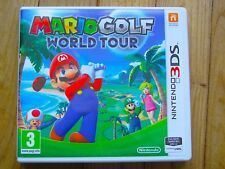 JEU NINTENDO DS LITE @@ DSI XL @@ 3DS @@ MARIO GOLF WORLD TOUR