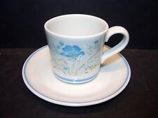 BEAUTIFUL ROYAL DOULTON MORNING DEW CUP & SAUCER SET [3]