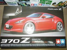 Tamiya 1/24 Nissan Fairlady Z 370Z Model Car Kit #24315