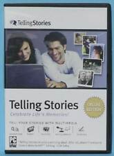 *** Telling Stories Deluxe Family Tree Genealogy NEW **