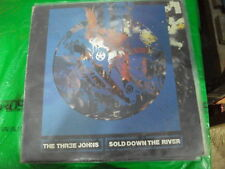 "THE Three Johns ‎– Sold Down The River  ' 12 "" VG++ 1986"