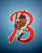 Vintage Buffalo Bisons Toronto Blue Jay AAA Minor Leauge Baseball Hat Cap Patch