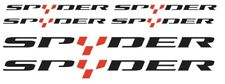 6 CAN-AM SPYDER STICKER DECAL 13'' AND 6'' (#338)