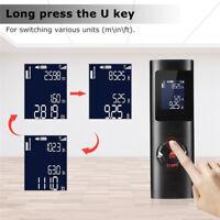 Handheld Laser Distance Meter Mini Laser Tape RangeFinder Diastimeter Measure