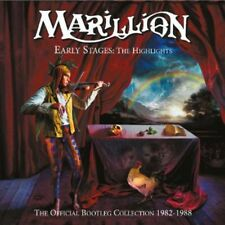 Early Stages: Highlights Official Bootleg 82-88 - Marillion (2013, CD NUOVO)