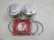 Honda NOS CB450, Piston & Ring Set 0.75 OS, # 13104-292-030 & 13041-292-000   e2
