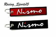 JDM NISMO SPORTS DOUBLE SIDE Racing Cell Holders Keychain Universal NISSAN 350Z