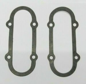4 Stud Rocker Tappet Cover Inspection Gaskets Triumph 650 OIF 1971 to 73 71-2574