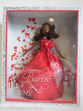 Mattel - 2012 HOLIDAY BARBIE Doll -  Ages 6 and up