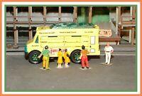 Matchbox: HO Scale _ 2013 _ Food Truck / Fun-Fun Sushi