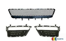 NEW GENUINE MERCEDES MB E CLASS W212 AMG FRONT BUMPER LOWER GRILL PDC SET