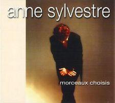 ANNE SYLVESTRE - MORCEAUX CHOISIS, COFFRET 1 CD + 1 DVD (NEUF)
