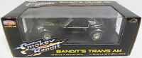 CARS : BANDIT'S TRANS AM 1/18 SCALE DIE CAST MODEL FROM SMOKEY & THE BANDIT
