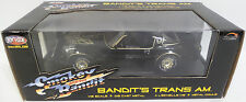 Voitures: bandit's trans am 1/18 scale die cast model from smokey & the bandit