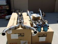 HKS HI-POWER DUAL EXHAUST FOR 09-10 NISSAN 370Z