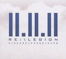 RE:LEGION 11:11:11 LIMITED 2CD Digipack 2011