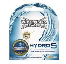 Wilkinson Sword Hydro 5 Lames rasoir Homme Pack de 4 Lame