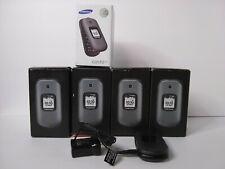 Lot x6 Samsung Gusto 2 SCH-U365 - Charcoal Gray (Verizon) Cellular Phone