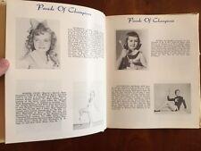 RARE 1959 Charlotte North Carolina Drum Majorettes Parade Champions Book PHOTOS