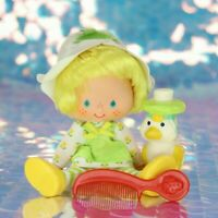 Vintage Strawberry Shortcake Doll MINT TULIP & Pet MARSH MALLARD Duck Comb BH870