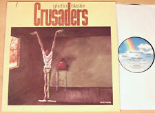 CRUSADERS - Ghetto Blaster  (MCA, IT 1984 / SOUL-JAZZ / LP m-)