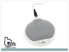 MICROFONO SOUNDSATION BM-630-W Microfono Boundary a condensatore BIANCO