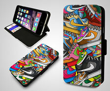 Street Style Shoes Hype Fashion Sneakers Skate Boarding Leather Phone Case Cover