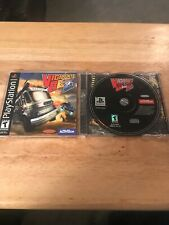 VIGILANTE 8 2ND SECOND OFFENSE COMPLETE PS1 PLAYSTATION GAME