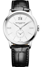 BAUME & MERCIER Classima Dual Time Gents Watch 10218 - RRP £1350 - BRAND NEW