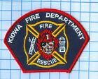 Fire Patch - Kiowa Fire Department Fire 1 Rescue