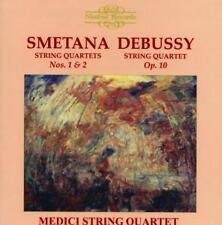 SMETANA - DEBUSSY String Quartet - The Medici String Quartet - CD
