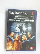 Juego Ps2-Fantastic Four: Rise Of The Silver Surfer-rápido post-Completa