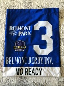 MO READY BELMONT DERBY SADDLE CLOTH