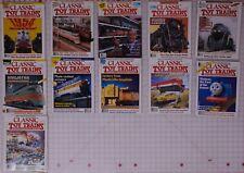 Classic Toy Trains Magazines (11)