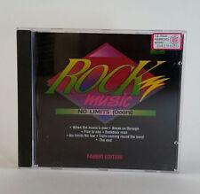 NO LIMITS DOORS CD vol 3 Rock Music FABBRI EDITORI