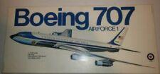Entex 8519 1:100 Boeing 707 Airforce 1 Kit