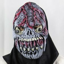 Halloween Horror Masks Scary Latex Zombie Skull Party Mask 247ST