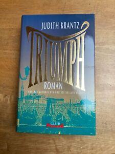 Judith Krantz: Triumph (Gebundene Ausgabe)