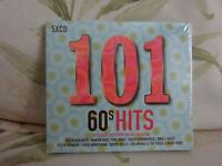 101 - 60s Hits -5xCD - Various Artists - New - Free uk Postage
