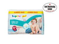 Lupilu Size 4+ Maxi Nappies Jumbo Bag 78 PACK