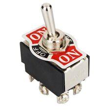 Leistungsschalter, Kippschalter, ON OFF ON, Schalter, 3 Kontakte, 2 Schließer