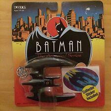 Ertl - Batman - The Animated Series - The Batplane - Die-Cast Metal - Rare