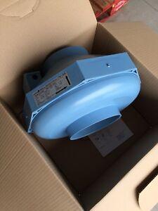 Rosenberg Ventaliation F00-16060 RS160L Exhaust Fan